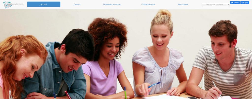 Garodevoirs, plateforme pour freelance