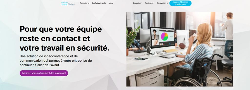 webex, logiciel, outil, consultant