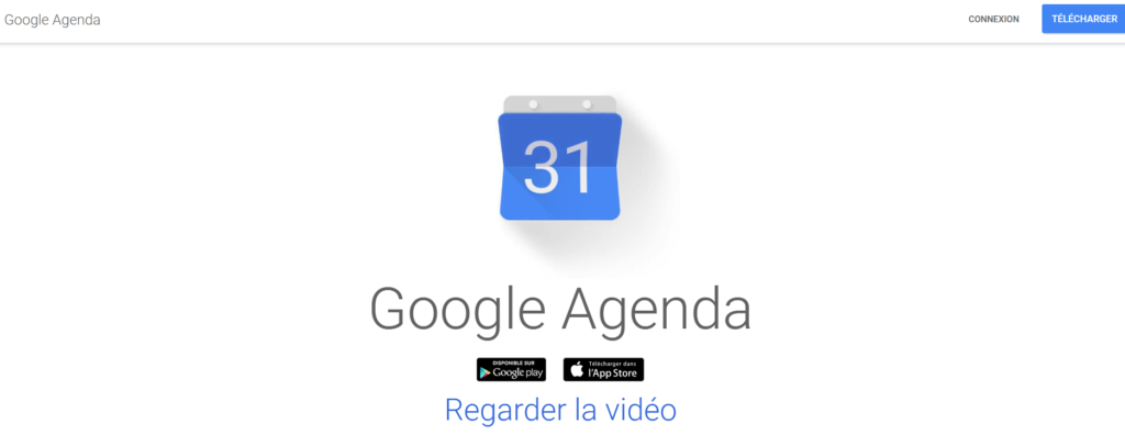 Google Agenda, logiciel, outil, consultant