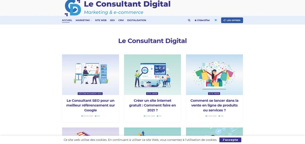 Le Consultant Digital