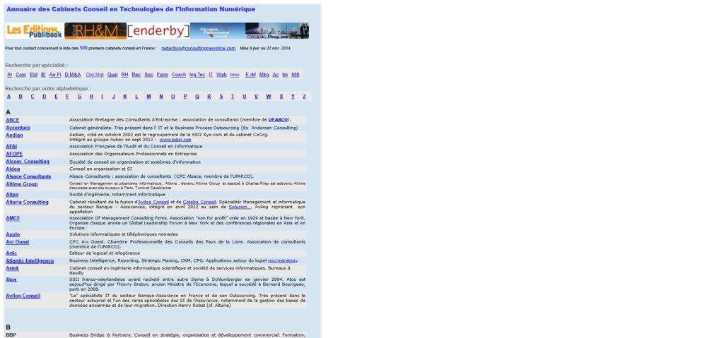 consultingnewsline