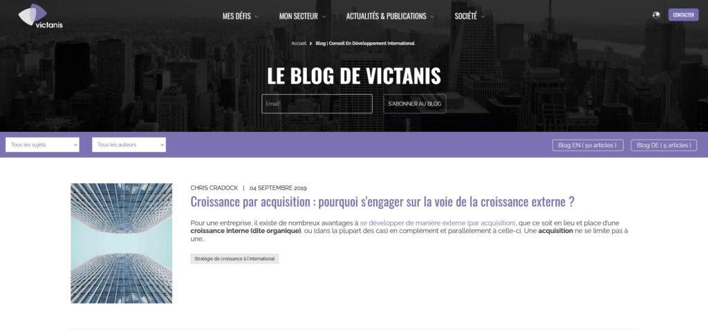 Victanis