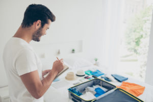 La checklist du consultant qui part en vacances